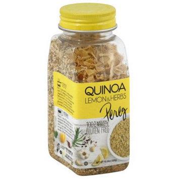 Pereg Gourmet Pereg Lemon & Herbs Quinoa, 10.58 oz, (Pack of 6)