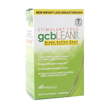 BioGenetic Laboratories Green Coffee Bean with Raspberry Ketones