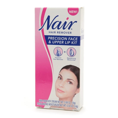 Nair Precision Face & Upper Lip Kit