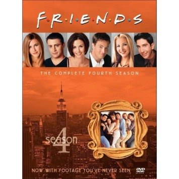 Warner Brothers Friends: The Complete Fourth Season Dvd from Warner Bros.