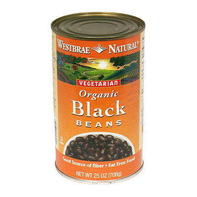 Westbrae Natural Organic Black Beans
