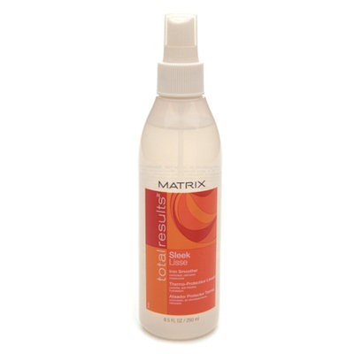 Matrix Total Results Iron Smoother