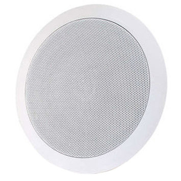 C2G 6in Ceiling-Speaker-2-way-white-39904-39904