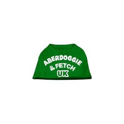 Ahi Aberdoggie UK Screenprint Shirts Emerald Green Lg (14)