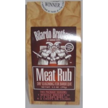 Bilardo Brothers Meat Rub