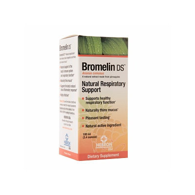 Bromelin DS Natural Respiratory Support