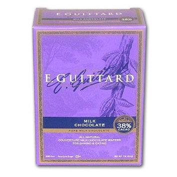 E. Guittard 38% Cacao Milk Chocolate Wafers