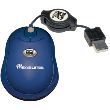 PC Treasures Mighty Mini Mouse - Retractable