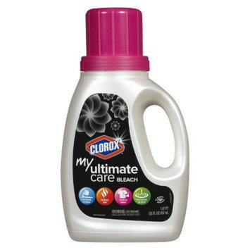 Clorox Co. Clorox UltimateCare Soft Cotton Scent Premium Liquid Bleach 30 oz
