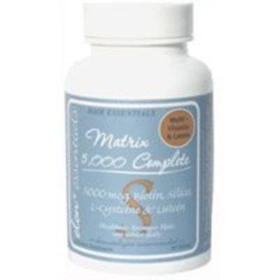 Elon Matrix 5,000 Complete Multi-Vitamin - For Hair 60 tablets