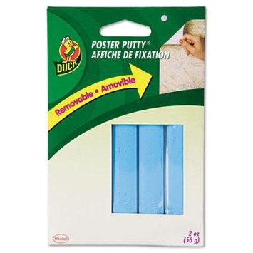Duck Removable/Reusable Poster Putty, Nontoxic, 2 oz/PK