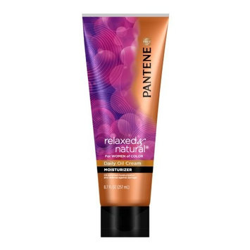 Pantene Pro-V Relaxed and Natural Daily Oil Cream Moisturizer For Women