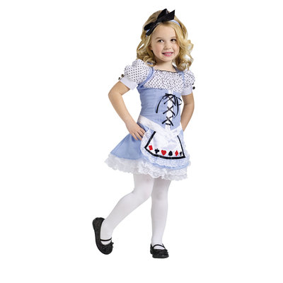 Eforcity Alice Child Costume 3T-4T