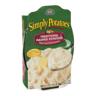 Simply Potatoes Potatoes Traditional Mashed