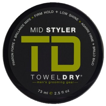 TowelDry Mid Styler, 2.5 oz