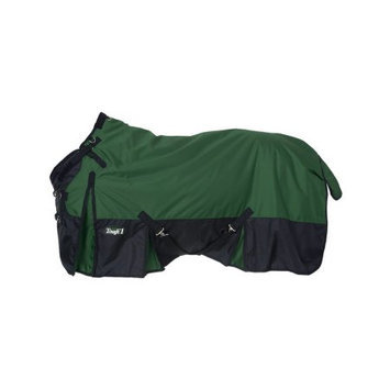 Jt International Tough-1 Snuggit 1680D Turnout Blanket 72 Hunter