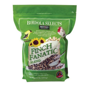Birdola 54584 4-1/2-Pound Finch Fanatic