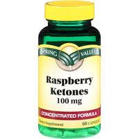 Spring Valley Raspberry Ketones Dietary Supplement