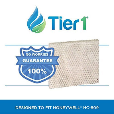 HC-809 Honeywell Comparable Humidifier Wick Filter by Tier1