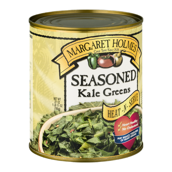 Margaret Holmes Seasoned Kale Greens