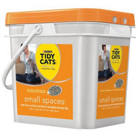 Nestlé PURINA PET CARE LITTER Tidy Cat Scoop Small Spaces Scoop Pail for Multiple Cats Odor Solutions, 27-Pound