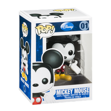 Pop! Disney Vinyl Figure Mickey Mouse 01