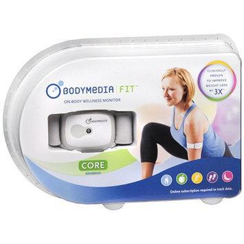 BodyMedia Fit Core Armband On Body Wellness Monitor