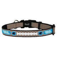 GameWear Carolina Panthers Reflective Medium Football Collar
