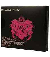 KLEANCOLOR Alpha Girl Perfectionist Shadow Kit - 24/7 Darling