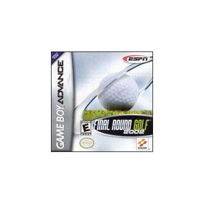 Konami ESPN Final Round Golf 2002