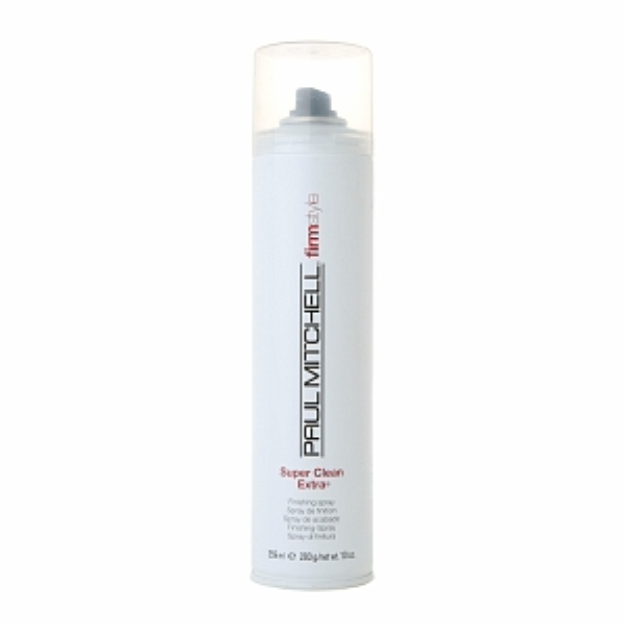 Paul Mitchell Super Clean Extra Hairspray, 10 oz