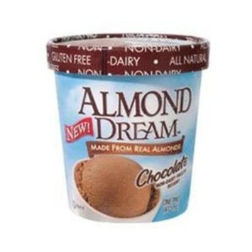 Almond Dream Chocolate, Size: 1 Pint (Pack of 8)