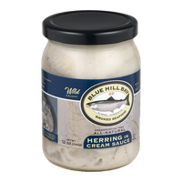 Blue Hill Bay Smoked Seafood Herring in Cream Sauce