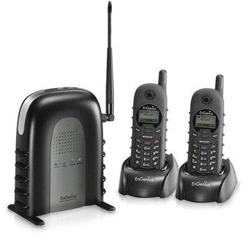 Engenius DuraFon 1X (2 Handsets) Long Range Cordless Phone (DuraFon1X)