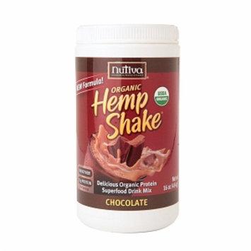 Nutiva Oragnic Hemp Protein Shake