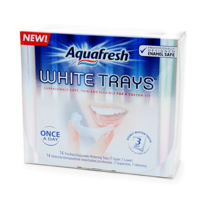 Aquafresh White Trays
