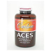 Carlson Laboratories - Aces, 360 softgels [Health and Beauty]