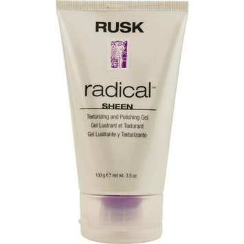 Rusk Radical Sheen Gel, 3.5-Ounces Bottle