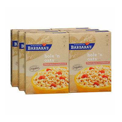 Barbara's Bakery Hole 'n Oats Cereal 6 Pack
