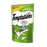 Whiskas Temptations - Seafood, 3 oz