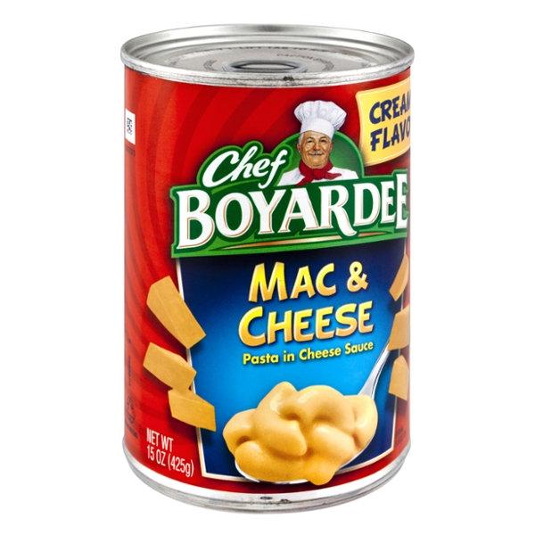 Chef Boyardee Mac & Cheese Reviews 2019