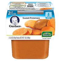 Gerber 2nd Foods Sweet Potatoes - 7.0 oz. (8 Pack)