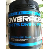 Powerade Ion4 Advanced Electrolyte System Mountain Berry Blast Flavor (Pack of 3)