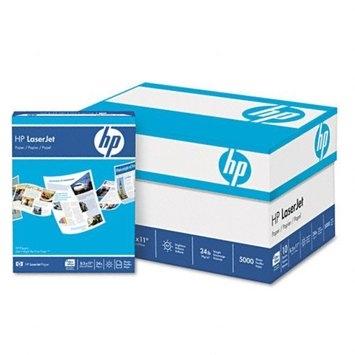Hewlett Packard HEWLETT PACKARD COMPANY 112400 Laserjet Paper 97 Brightness 24lb 8-1/2 X 11 Ultra White 500 Sheets/ream