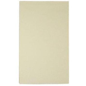 King Zak Ind Lillian Tablesettings 25755 Cream Solid Bistro Napkin 3 Ply - 360 Per Case