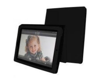Impecca IPC100K Premium Protective Case For Ipad - Black