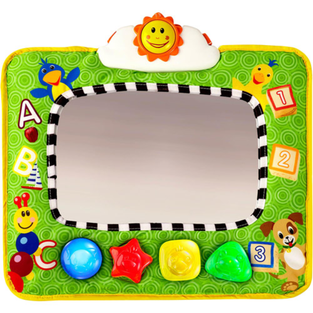 Baby Einstein - Music & Discovery Travel Mirror