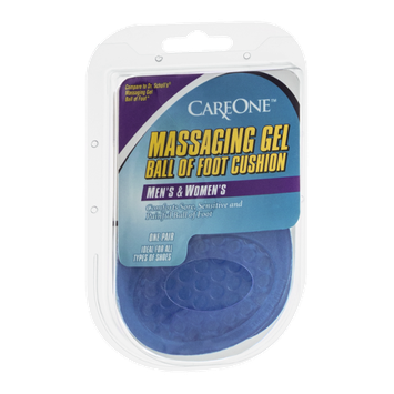CareOne Massaging Gel Ball of Foot Cushion Men's & Women's
