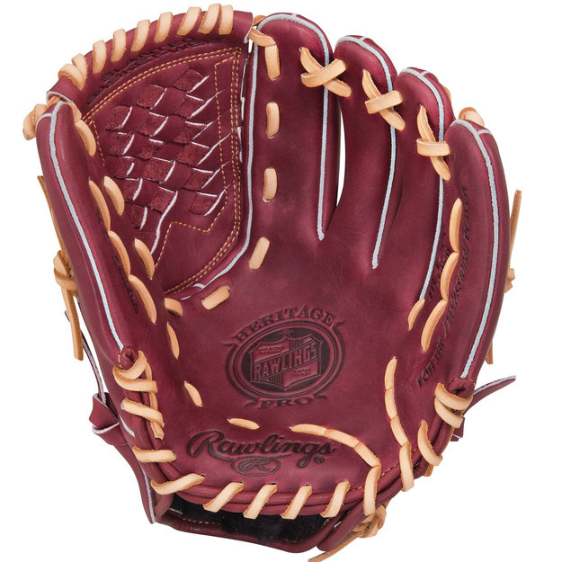 """Rawlings Sporting Goods, Co. Rawlings Heritage Pro 12"""" Pitcher/Infield Glove LH"""