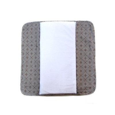 Ah Goo Baby The Plush Pad with Memory Foam, Morocco Brown